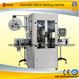 Automatic Shrink Annular Tubes Labeling Machine pictures & photos