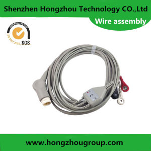 Custom Wire Harness, Wire Assembly, Auto Wiring Harness pictures & photos