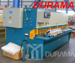 Hydraulic Pendulum Plate Shearing Machine (QC12Y series) Swing Beam Shearing Machine, CNC Cutting Machine pictures & photos