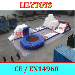 Inflatable Water Park, Beach Inflatable Games, Inflatable Water Sea Games