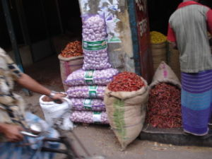 Garlic in Bangladesh Market pictures & photos