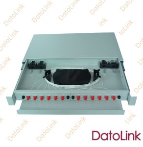 Fiber Optic Patch Panel 12 Cores/ODF pictures & photos