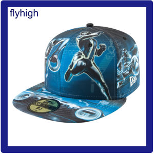 High Quality Allover Digital Printing Fashion Cap pictures & photos