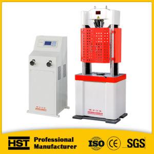 We Series Utm Hydraulic Universal Tensile Testing Machine
