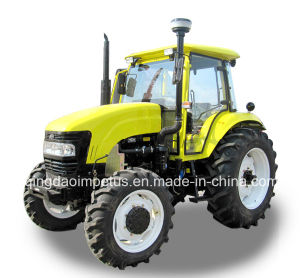 110HP 4WD Agricultural Tractor with CE Certificate pictures & photos