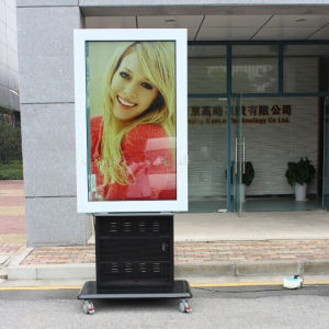 55inch Free Standing LCD Kiosk pictures & photos