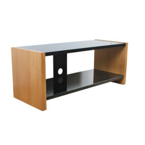 Modern Style Home Furniture High Glass TV Cabinet pictures & photos