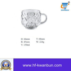 High Quality Glass Mug Wigh Good Price Kb-Hn0902 pictures & photos