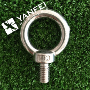 Made in China DIN580 Stainless Steel Lifting Eye Bolt pictures & photos