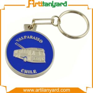 Promotional Gift Keychain with Colorful Soft Enamel pictures & photos