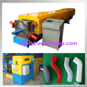Pluvial System Round Down Pipe Roll Forming Machine pictures & photos