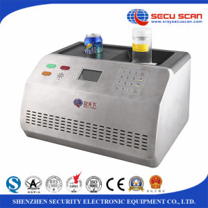 Liquid Threat Detector Scanner for Access of Gymnasium, Government pictures & photos