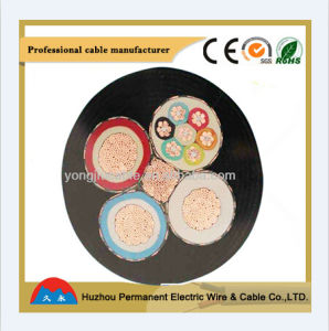 Copper Electric Power Cable/Electric Cable 4 Core Round Electrical Cable pictures & photos