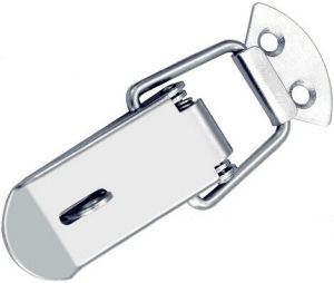 Diamond Steel Box Clip with Lock pictures & photos