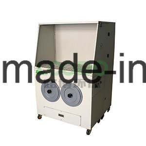 Lb-Dm3000 Downdraft Table/Gringding Dust Removal Single Work Table for Sale pictures & photos