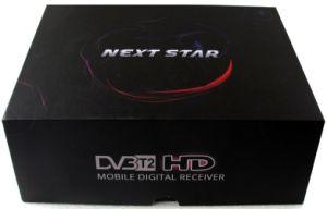 Linux OS 1080P Car Mobile DVB-T/T2 Receptor 150km/H pictures & photos