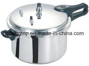 18cm 3L Aluminum Pressure Cooker pictures & photos