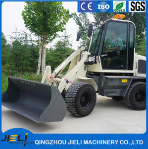 China Farm Machinery 0.8ton Mini Dumper Jieli Mini Radlader pictures & photos