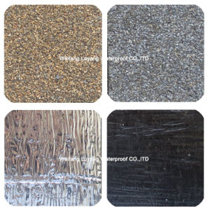 Sbs Modified Bituminous Membrane with Slated Surface pictures & photos
