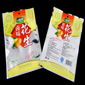 Lucency Laminated Vacuum Plactis Food Bag for Nut pictures & photos