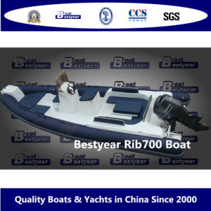 Rib700 Boat for Sport & Fishing pictures & photos