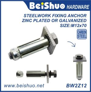 Blind Bolt and Wood Anchor Bolt for Construction Hardware pictures & photos