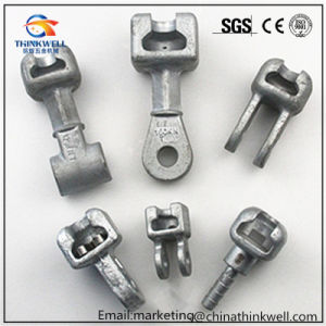 Overhead Line Hardware Socket and Ball for Composite Insulator pictures & photos