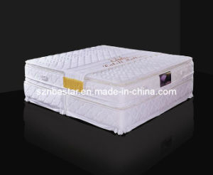 High Quality Pillow Top Spring Mattress (K11) pictures & photos