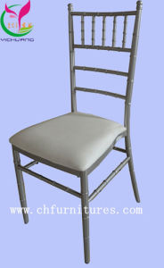 Banquet Party Silver Aluminum Stacking Chiavari Chair (YC-A48) pictures & photos