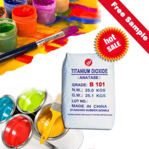Cheap Anatase Grade Titanium Dioxide B101 for Soap Use pictures & photos