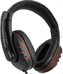 Aovo-Q88 Low Price Headband Headphone/Headset with Microphone