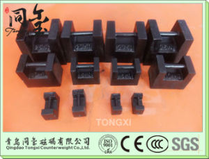 OEM Iron Casting Sand Casting Counter Weight pictures & photos