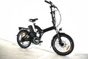 Italian Manufacturer En15194 Folding Electric Bicycle (TDN05Z)