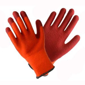 (LG-015) 13t Latex Coated Labor Protective Safety Work Gloves pictures & photos