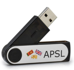 High Speed USB Drive with Logo Printed