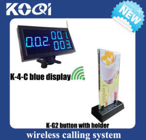 CE Approved 433MHz Restaurant Buzzer System New Arrive pictures & photos