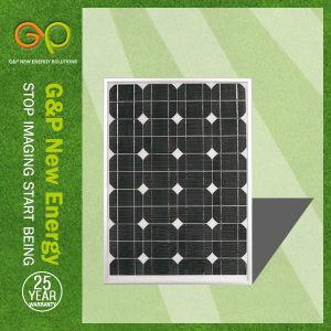 Mono Solar Panel 125W pictures & photos
