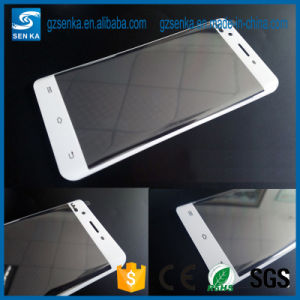 0.3mm 3D Curved Full Screen Print Glass Screen Protector for Vivo Xplay 5 pictures & photos
