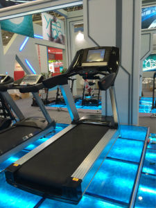 6.0HP AC Gym Equipment with 15inch Touch Screen TV Commercial Treadmill (S600) pictures & photos