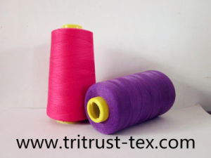 100% Polyester Sewing Thread (20s/2) pictures & photos