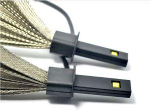 Fanless 20W 2500lm Auto Car LED Headlight pictures & photos