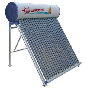 OEM Vacuum Glass Tube Solar Water Heater pictures & photos