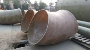 GRP Pipe Machined Ending Pipe pictures & photos