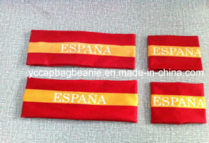 Headband/Wristbands/100% Polyester Wristbands/Fashonal Sports Wristbands pictures & photos