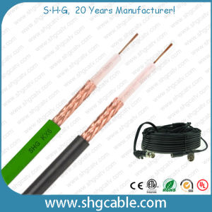 Mil Standard CCTV Coaxial Cable Kx6 Kx6a pictures & photos