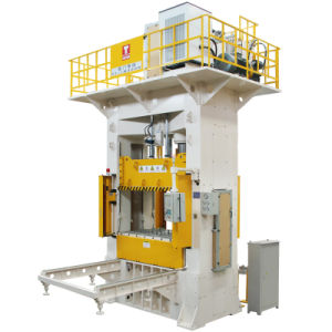 Hydraulic Deep Drawing Press Machine with Moving Table 400t pictures & photos