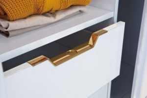 High Gloss MDF Boards for Wardrobe Doors (zy-045) pictures & photos