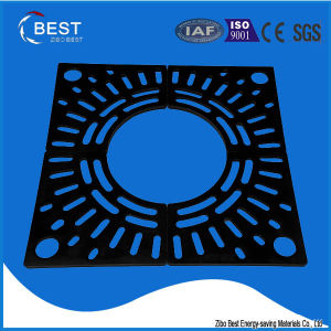 BMC FRP 1000*1000*30mm Tree Grating pictures & photos