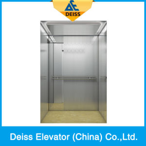 Machine Roomless Home Residential Passenger Villa Elevator with Gearless Traction pictures & photos