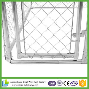 Chain Link Large Outdoor Metal Breeding Cage Dog pictures & photos